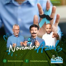 Novembro Azul!