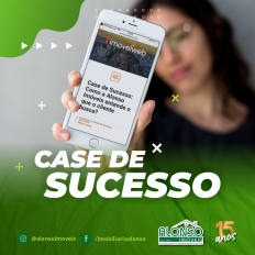 Case de Sucesso: Como a Alonso Imóveis entende o que o cliente busca?